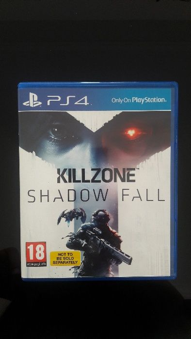 Kill Zone Shadow Fall PS4