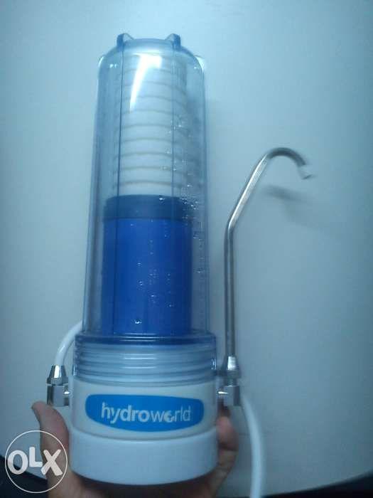 Purificador de Agua Hydroworld como novo