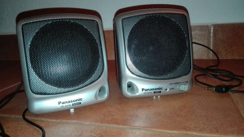 Colunas Panasonic