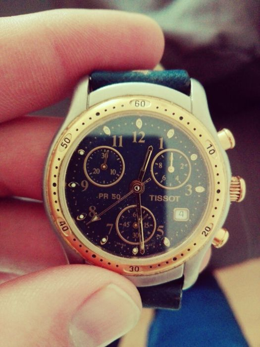 05c9f2cc8a3 Relógio Tissot original (unisexo) - Cascais E Estoril - Relógio Tissot  original