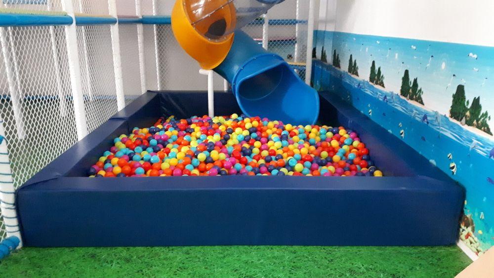 Fabricante de piscina de bolas