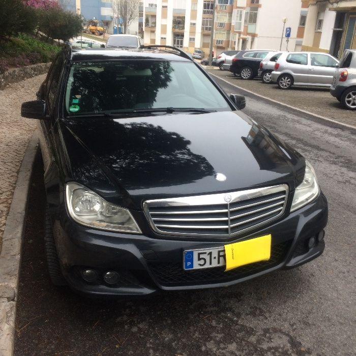 Mercedes c220 station