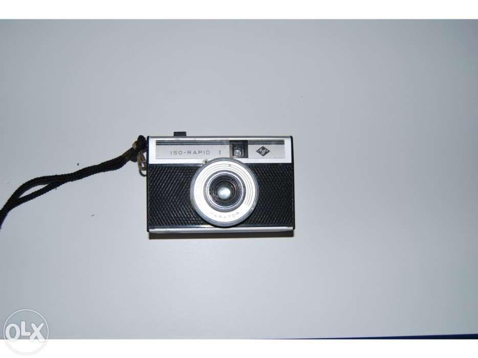 Máquina fotográfica agfa iso rapid