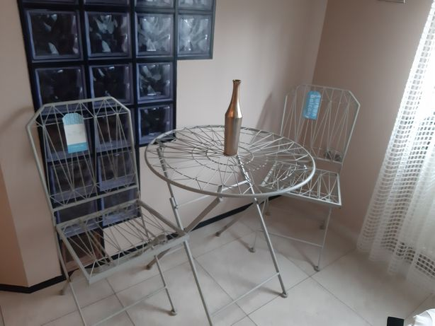 Balkon Stoły i krzesła OLX.pl