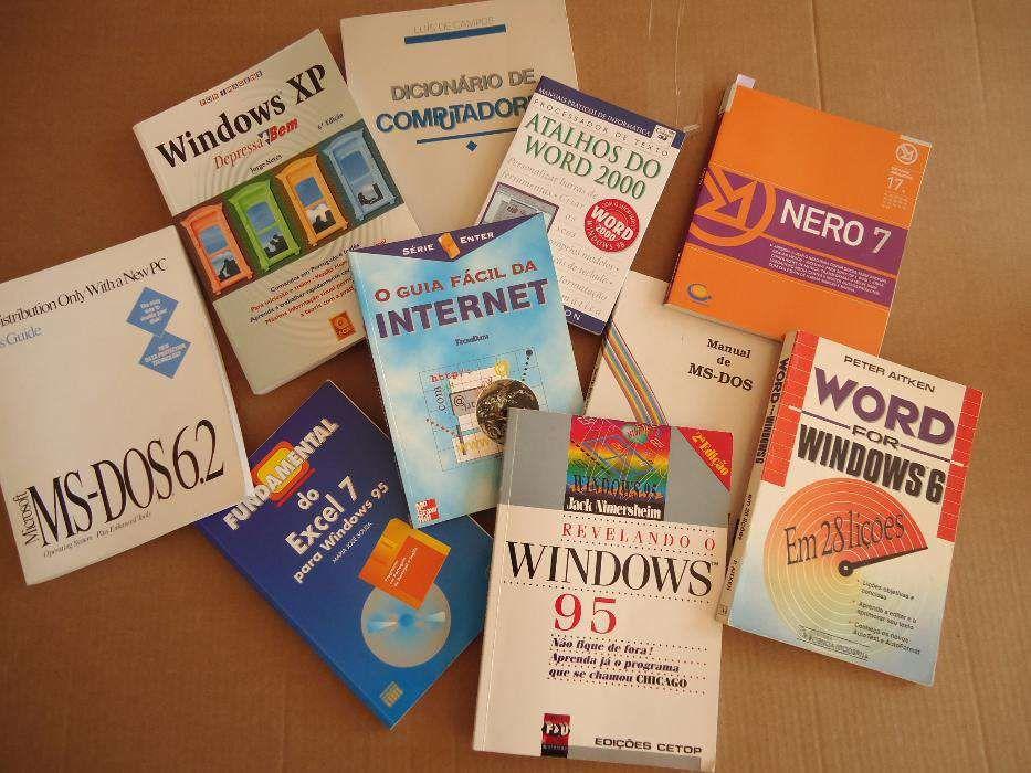 9 livros: clássicos de informática