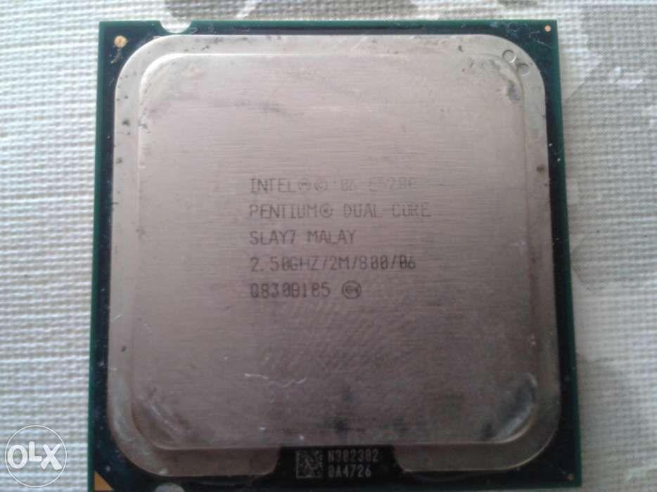 Processador intel pentium dual-core e5200 2.50