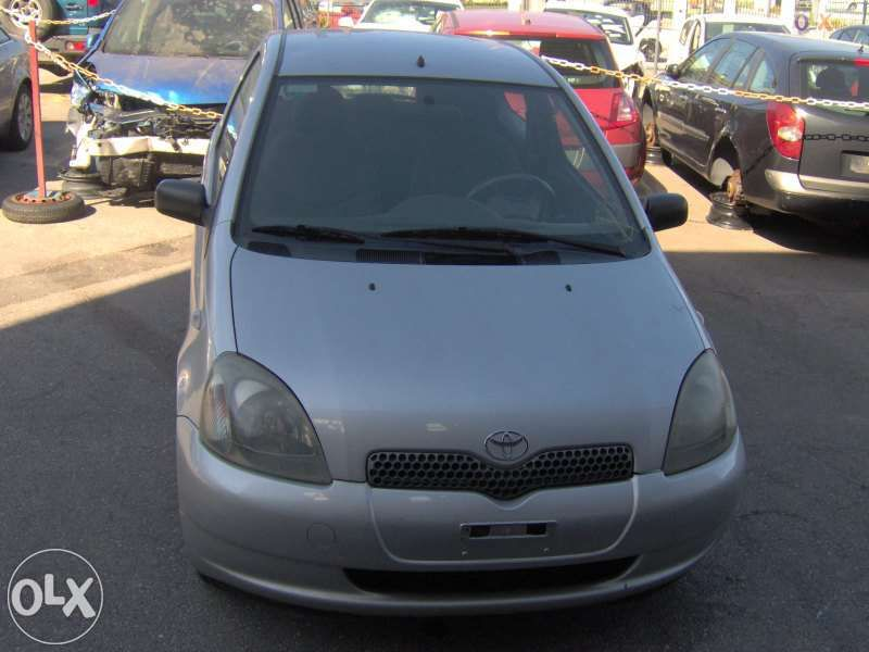 Toyota Yaris 1.0 VVT-I Para Peças Odemira - imagem 1