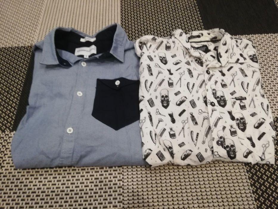 Koszula koszule męskie młodzieżowe CROPP rozmiar S  OX6Nw