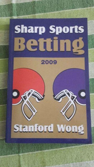 Sharp Sports Betting, Stanford Wong.