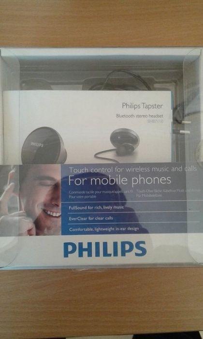 Auscultadores Bluetooth Philips (NOVO)