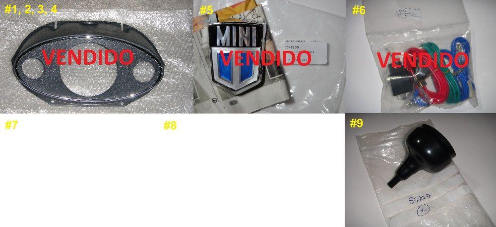 Peças novas e usadas para MINI Clássico