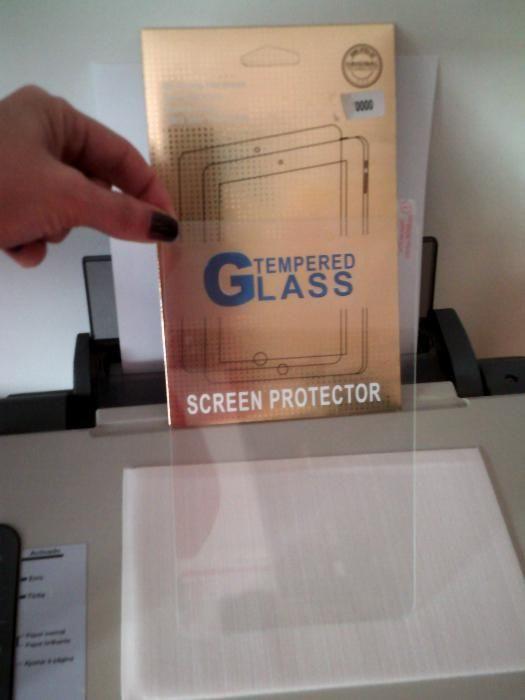 Protecção Visor Tablet ultra fina - nova com selo