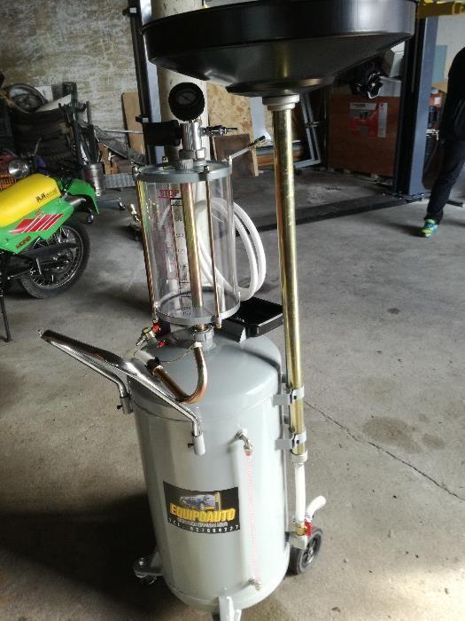 aspirador de oleo de 90 litros