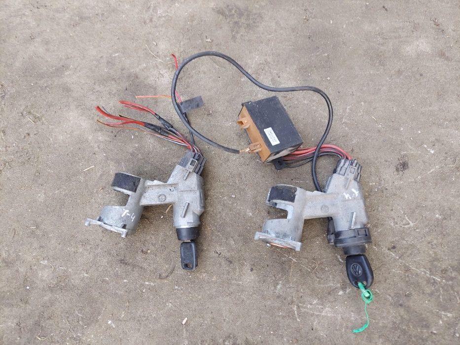 провода от замка зажигания транспортера т4