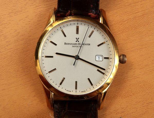 H продать bernhard mayer часы золотые оценка часы