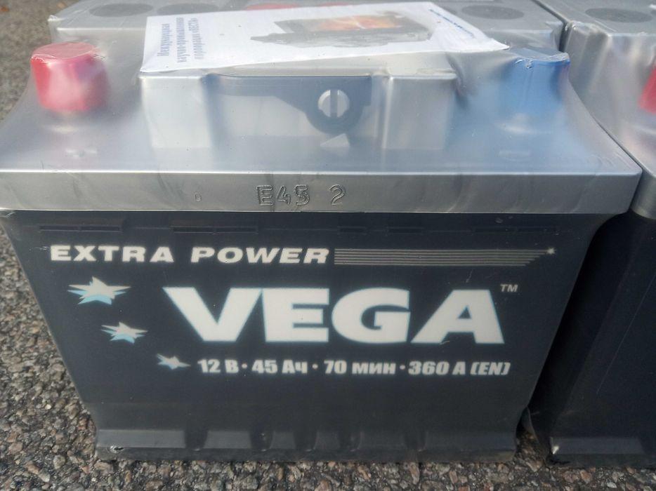 Аккумулятор 45 Вега
