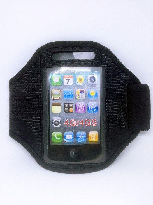 Braçadeira para iPhone 4/4s para corrida/running/desporto