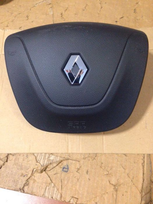 Renault Master airbag volante