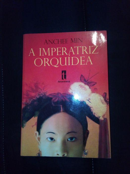 Anchee Min, A Imperatriz Orquídea