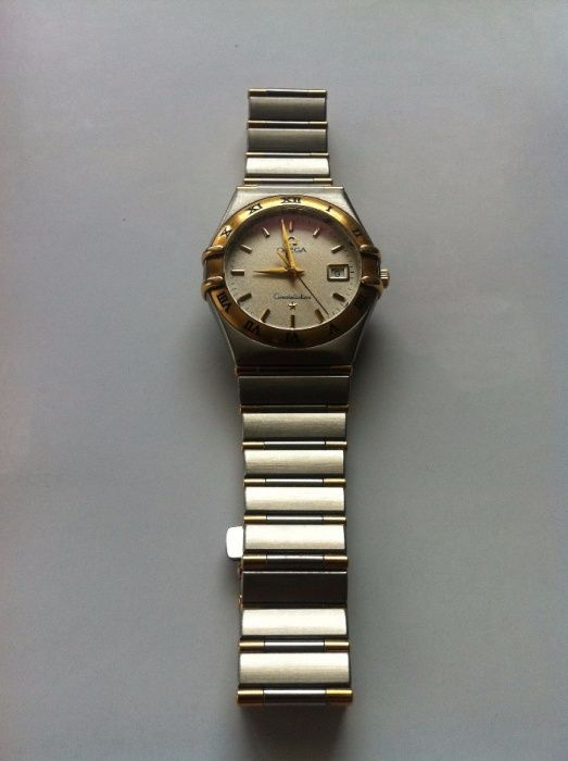 0a90f9cbede Omega Constellation - OLX Portugal