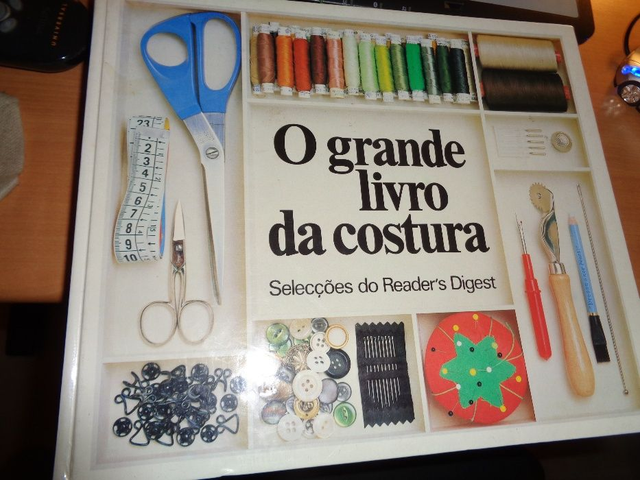 O Grande Livro Da Costura Pdf