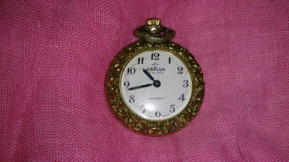 Relógio Starlux Vintage
