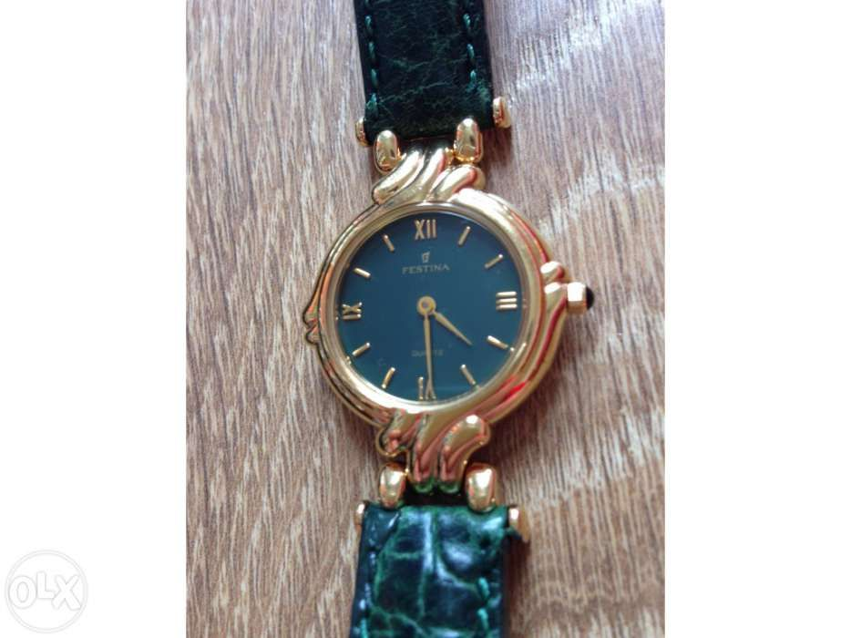 6f68c85b4bf Relógio Festina Senhora Vintage como novo!