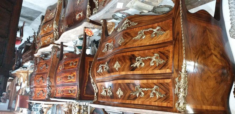Comodas D.Luis XV Pontinha E Famões - imagem 6