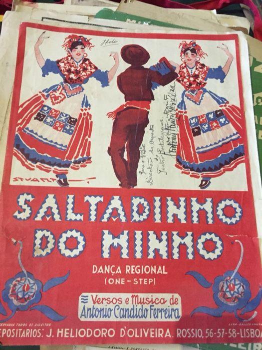 Grande coleção Partituras Antigas Sé E São Lourenço - imagem 3
