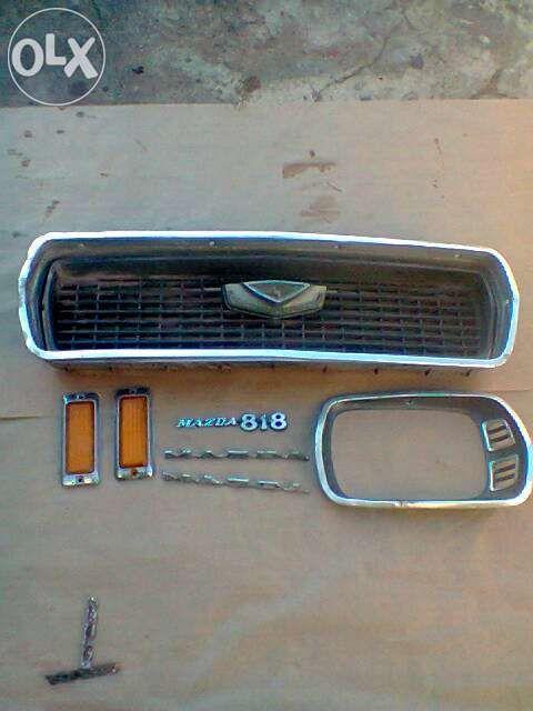 Peças usadas auto Mazda 818