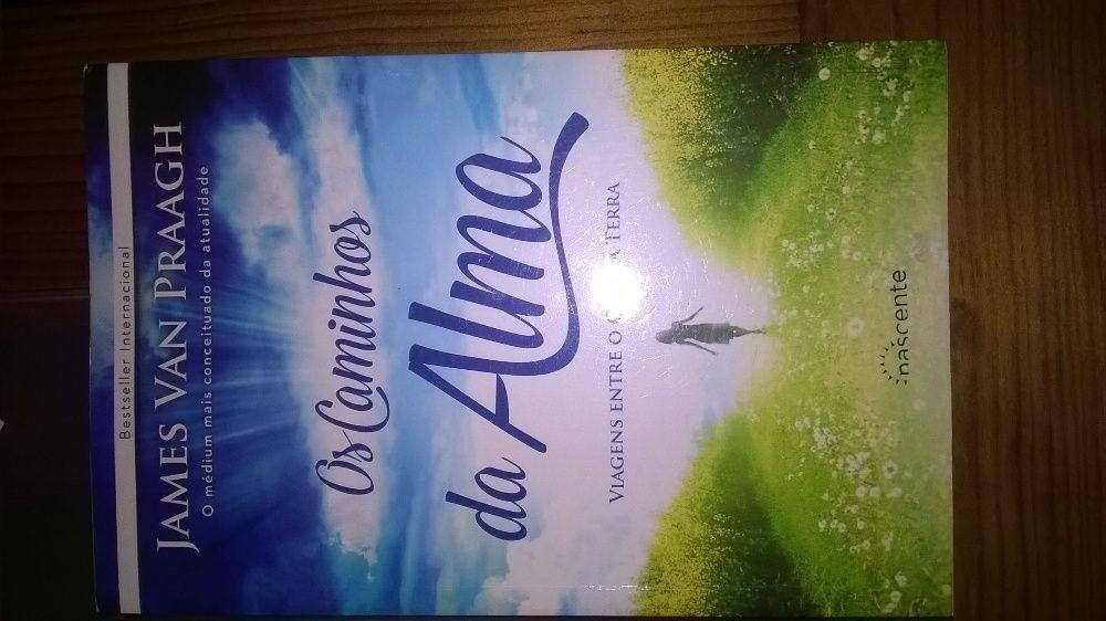 """Livro """"os caminhos da alma"""""""