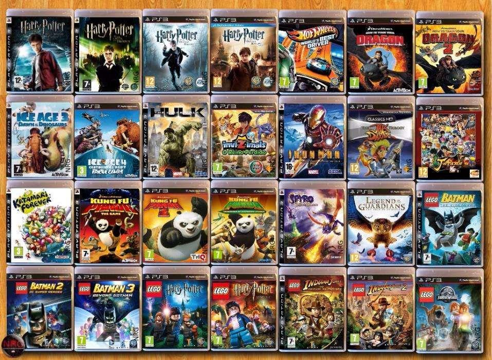 [PS3] 200 Jogos INFANTIS < 12 Anos (Vendo à Unidade - Ver Preços) Penha De França - imagem 3