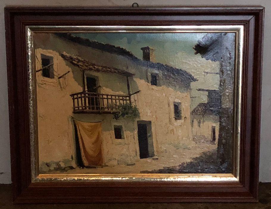 Quadro original pintor Vilety formato 80 x 58
