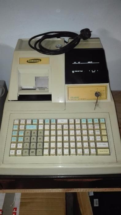 Maquina registadora Samsung ER-4640