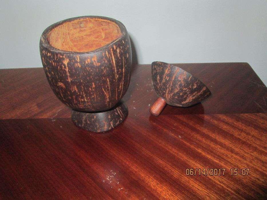 Caixa de coco