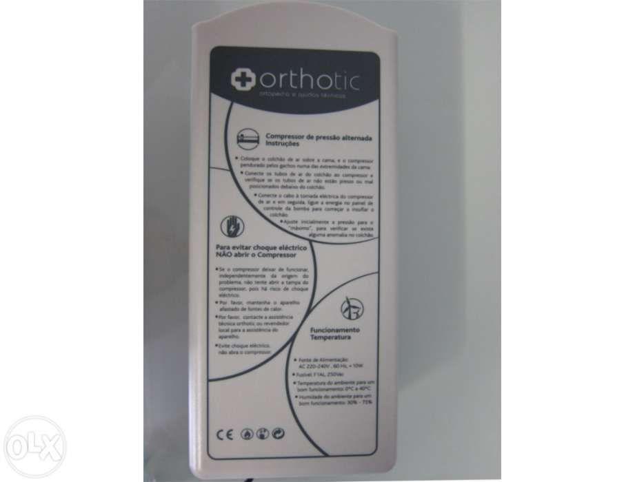 Colchão anti escaras de pressão alternada orthotic novos Odivelas - imagem 4