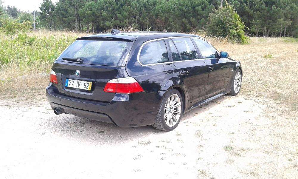 Bmw 520d pack m. Aceito propostas.