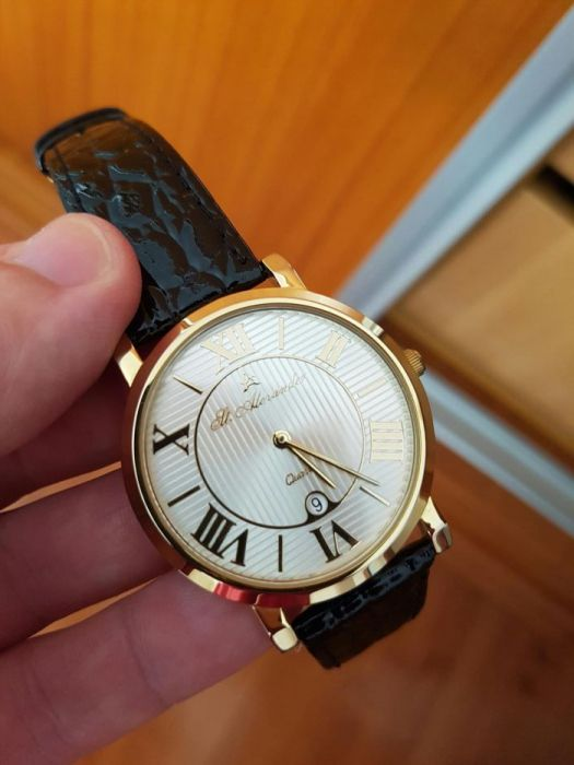51c5b9f01e8 Relógio Homem Alexanders - Ílhavo (São Salvador) - Em venda relógio homem  Resistente à