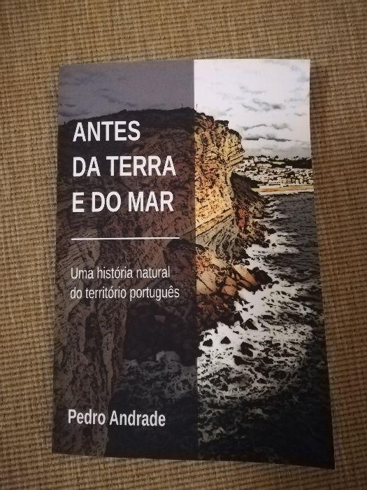 Antes da Terra e do Mar - Livro de história natural
