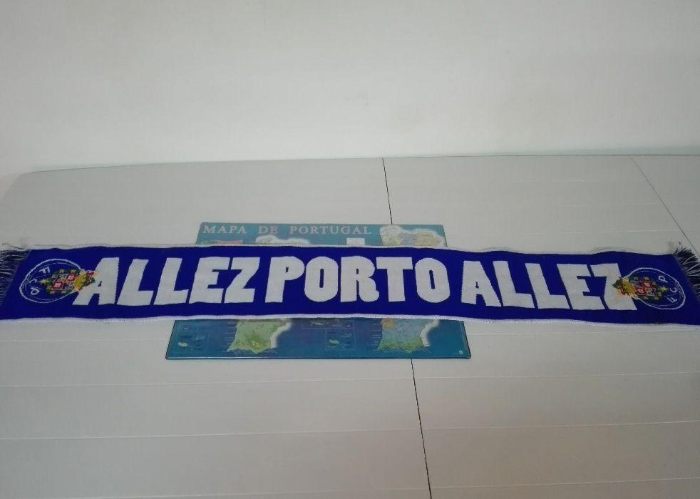Cachecol OFICIAL do FC do Porto (produto oficial: ver fotos)
