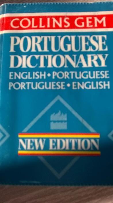 Dicionário pt-inglês/ inglês-pt.Portes GRÁTIS