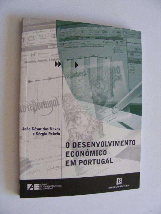 O desenvolvimento económico em Portugal