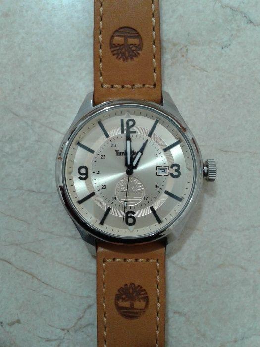 b19eac1aaa9 Relógio Timberland Clássico NOVO. Com Caixa. Etiqueta.