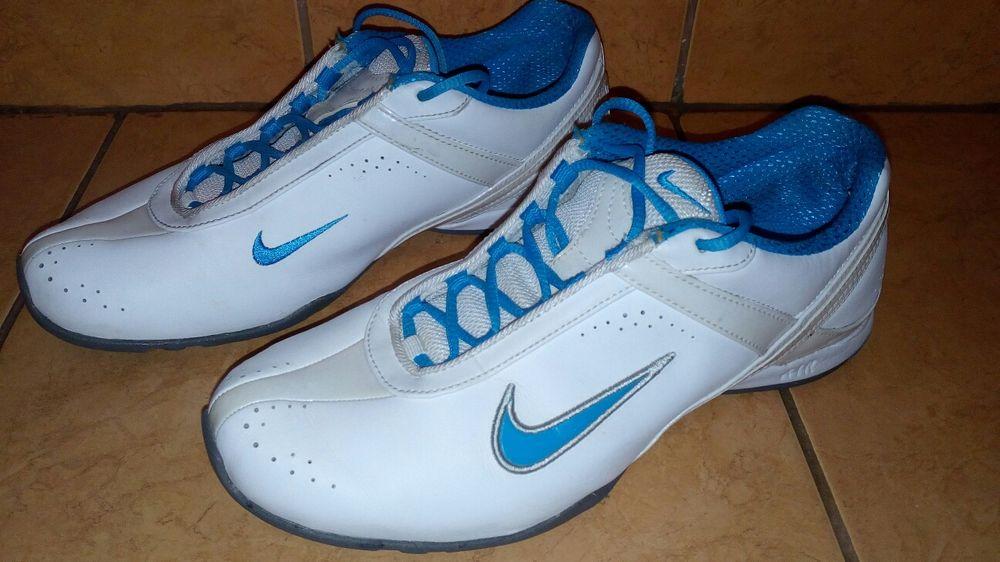 Buty adidasy białe Nike skóra rozmiar 38 24cm stan nowe