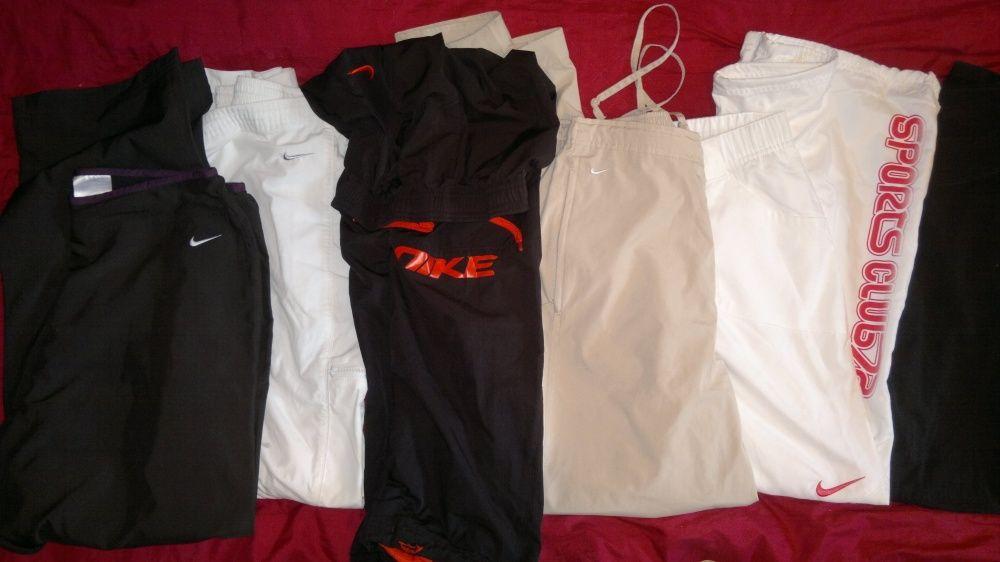 Damskie spodnie dresowe NIKE size XS S M L Lublin • OLX.pl