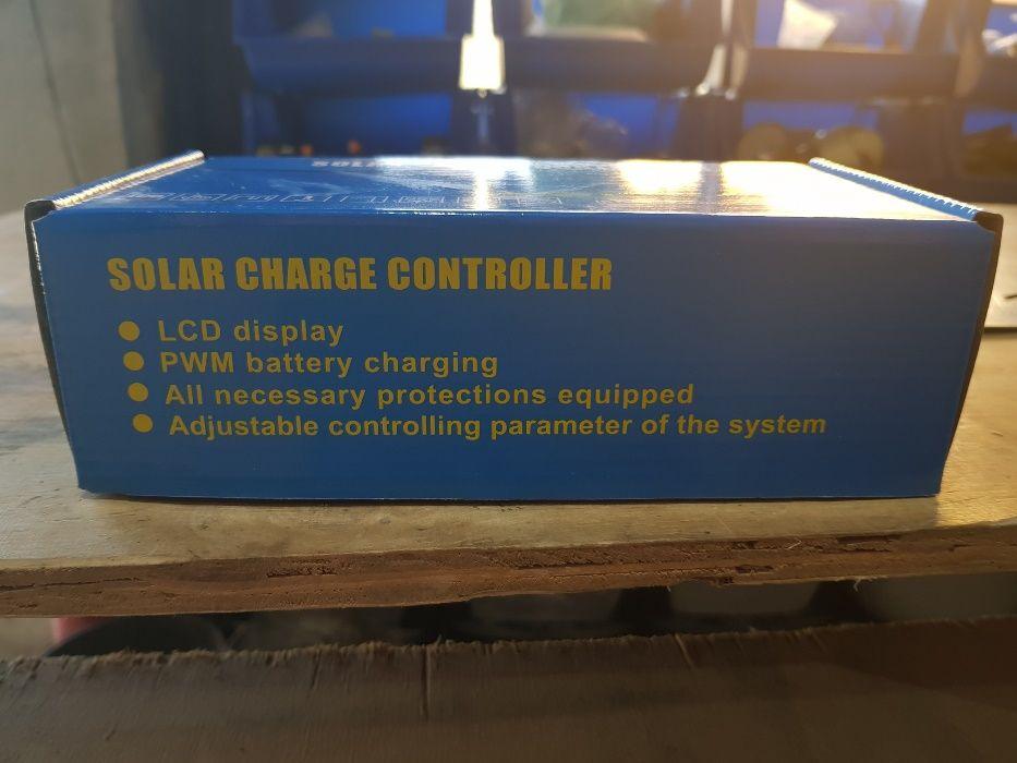 Controlador solar 10--30 amperes novos garantia 3 anos Fernão Ferro - imagem 7