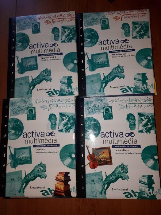 Enciclopédia Activa E Multimédia