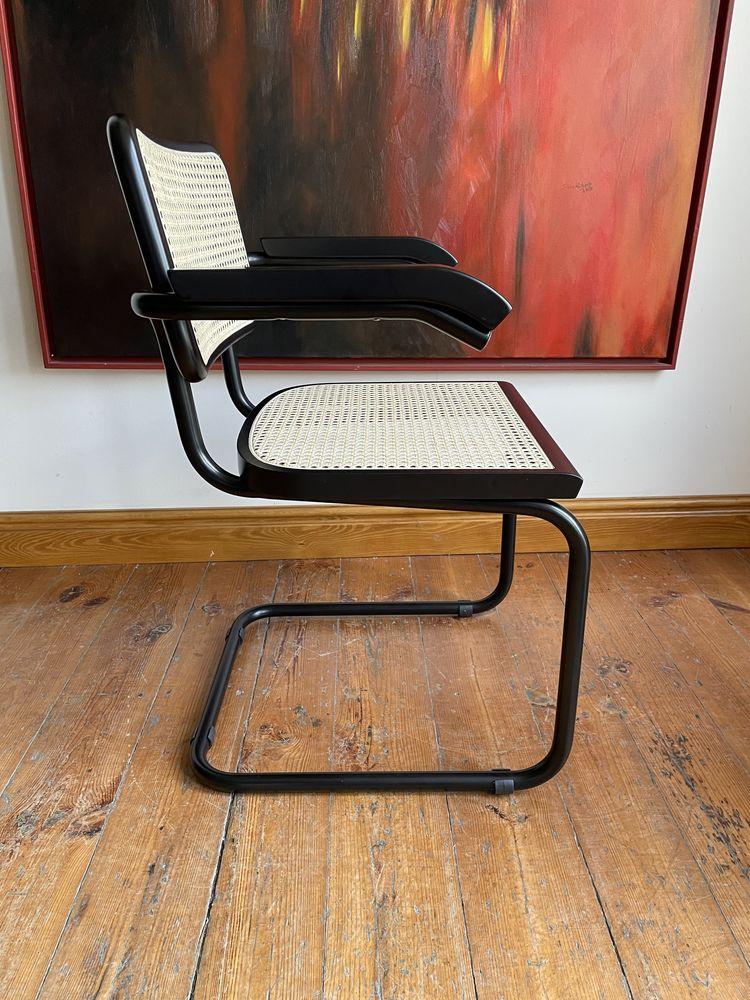 Cesca chair Marcel Breuer Bauhaus krzesło z podłokietnikami NOWE