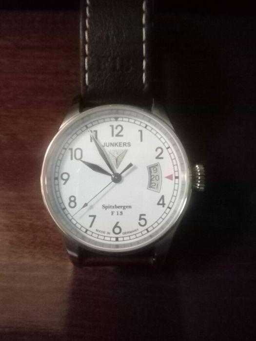 dede3ef6283 Vendo relógio Junkers. Modelo Spitzbergen F 13.