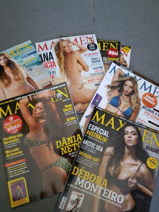 Revistas Maxmen